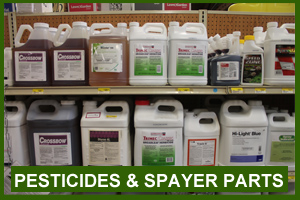 Sprayer and Pesticides